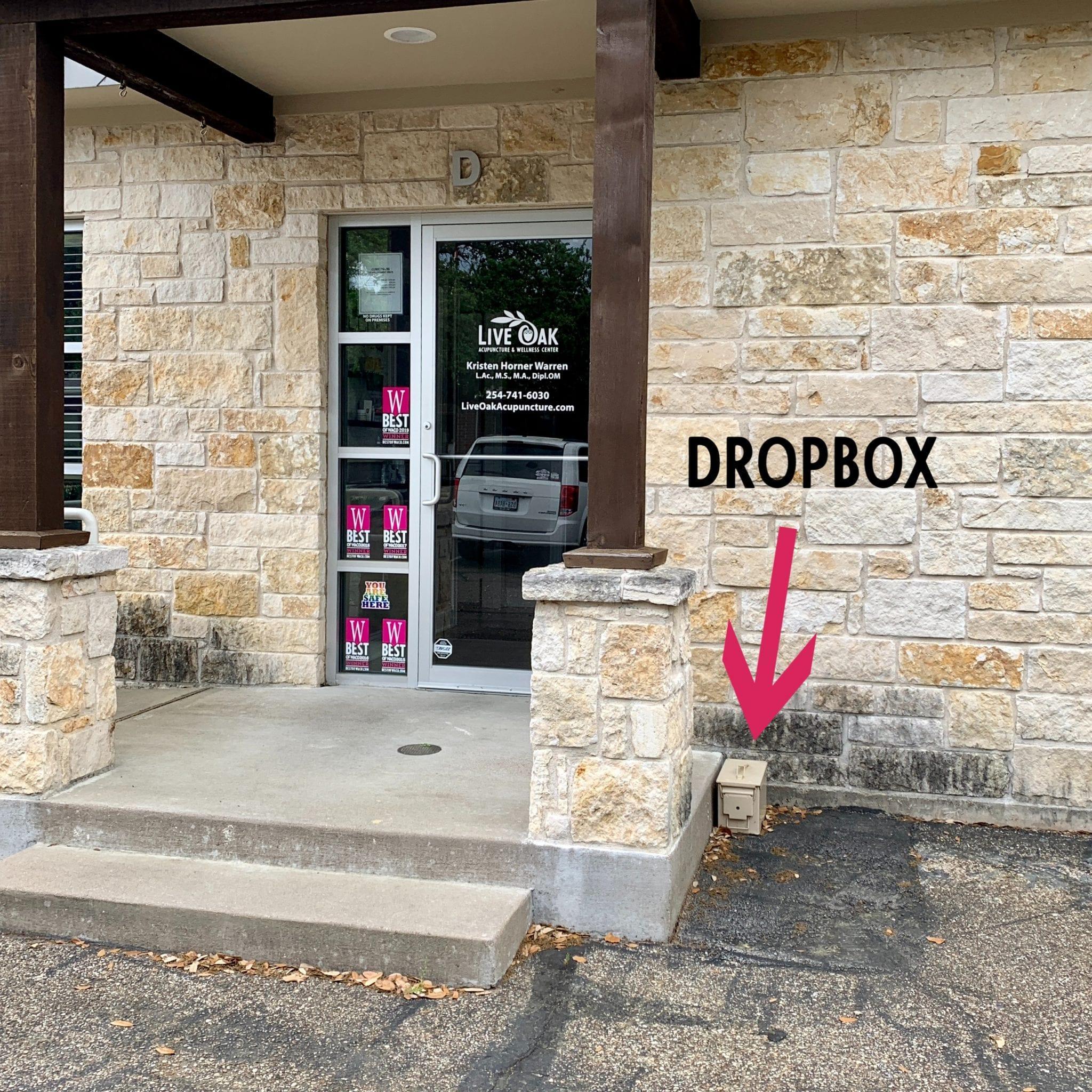 Outside Dropbox